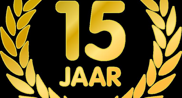 15 jaar SV Land bestaat 15 jaar!   SV Land 15 jaar
